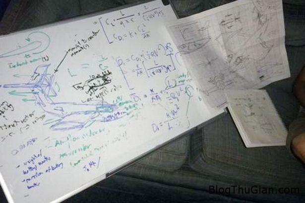 1 Chàng sinh viên thiết kế máy bay trong cơn say bí tỉ