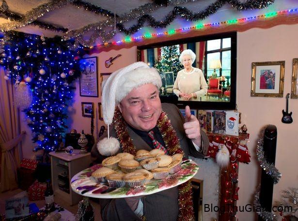 1450638626 1450638258 andy parks aka mr christmas2 Người đàn ông tổ chức lễ Giáng sinh mỗi ngày trong suốt 22 năm