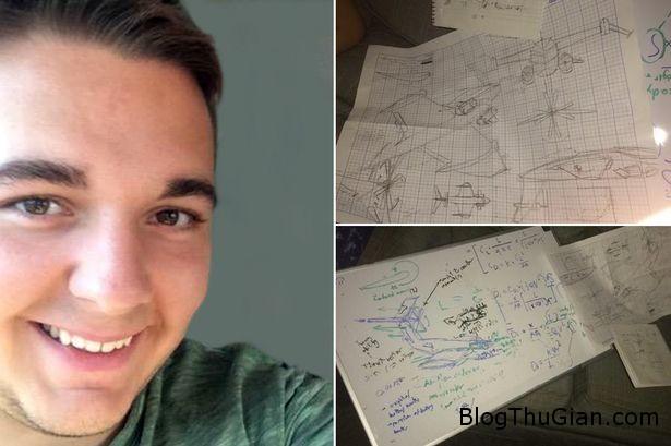 chang sinh vien thiet ke ca chiec may bay trong luc xin Chàng sinh viên thiết kế máy bay trong cơn say bí tỉ