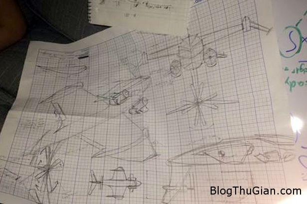 chang sinh vien thiet ke ca chiec may bay trong luc xin1 Chàng sinh viên thiết kế máy bay trong cơn say bí tỉ