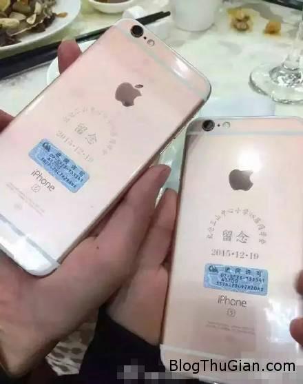 dai gia mang iphone 6s mau huong tang ban tieu hoc 23151838 Vị đại gia Trung Quốc mua iPhone 6S màu hường tặng bạn tiểu học