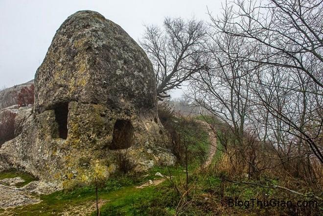 11 Thành phố hoang trong hang động ở châu Âu