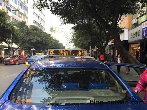 1452042122 1452041928 14 Đăng lời xin lỗi vợ lên hàng nghìn xe taxi chạy khắp thành phố