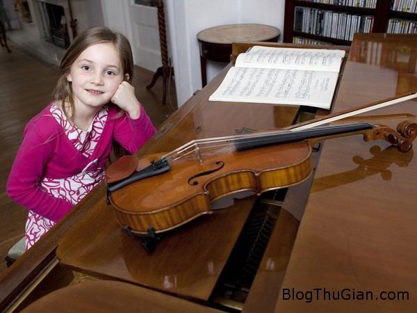 3163 Cô bé 10 tuổi có thể soạn được một vở nhạc opera