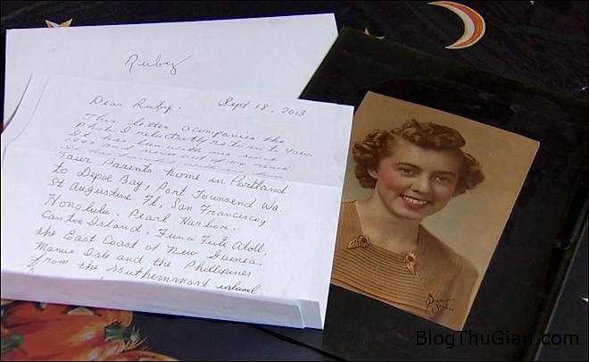 Ruby Dằn vặt suốt 70 năm vì lỡ lấy cắp một bức ảnh