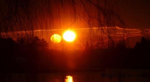chan dong hai mat troi xuat hien cung luc tai nam my Hai Mặt Trời xuất hiện cùng lúc ở Argentina