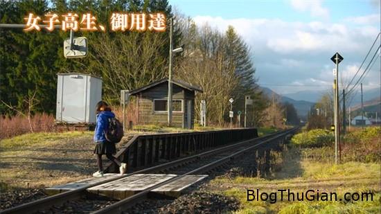 co ca mot duong tau o nhat 3 nam chi phuc vu mot hanh khach duy nhat 2 Nhật Bản : Một chuyến tàu chỉ phục vụ duy nhất một hành khách trong suốt 3 năm