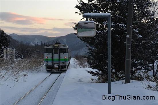 co ca mot duong tau o nhat 3 nam chi phuc vu mot hanh khach duy nhat 3 Nhật Bản : Một chuyến tàu chỉ phục vụ duy nhất một hành khách trong suốt 3 năm