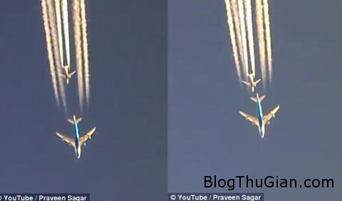 cuoc dua toc do cua ba boeing tren bau troi iraq 241029831 Màn đua tốc độ thú vị giữa hai chiếc Boeing trên bầu trời