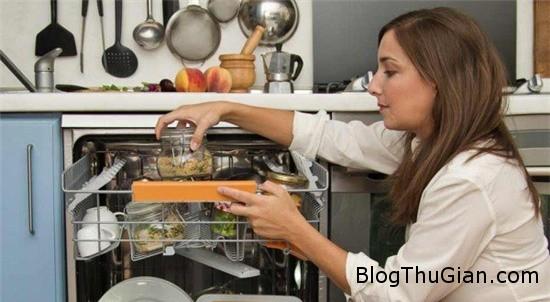 nau an bang phuong phap co mot khong hai dung may rua bat 1 Độc đáo phương pháp nấu ăn bằng máy rửa bát
