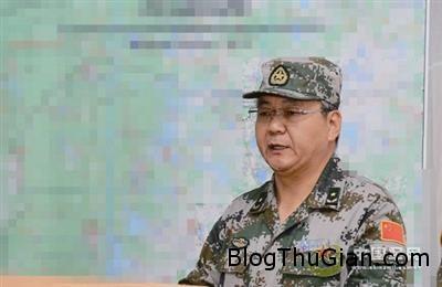 trung quocthieu tuong mat chuc dang vien bi khai tru vi ruou 2942210 Thiếu tướng bị cách chức vì ép cấp dưới nhậu đến tử vong