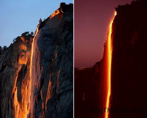 1456103155 1456099975 a3 Thác nước đỏ rực như lửa ở Mỹ