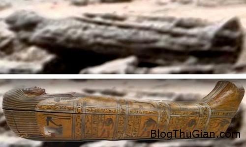 2 so sanh xac uop 5893 1455868558 Phát hiện vật thể giống quan tài xác ướp Ai Cập trên sao Hỏa