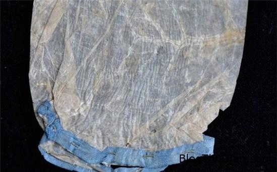 bao cao su 200 tuoi lam tu ruot cuu duoc ban voi gia gay soc 1 Chiếc bao cao su bằng ruột cừu từ thế kỷ 18 được bán với giá 14 triệu đồng