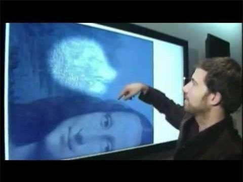 bi an guong mat da thu trong buc hoa kinh dien mona lisa 2 Gương mặt dã thú bí ẩn phía sau bức tranh nàng Mona Lisa