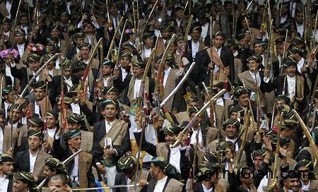 le cuoi 2000 chu re 1  Lễ cưới đặc biệt với 2.000 chú rể nhưng không có cô dâu